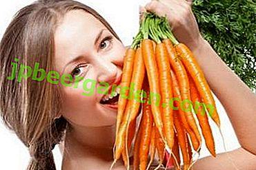 morcovii ajută la pierderea grăsimii burta