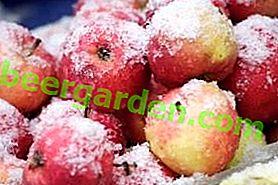 Kann man Äpfel für den Winter im Gefrierschrank einfrieren und wie?