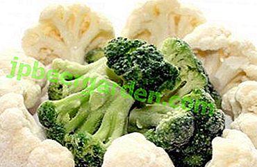Comment faire un délicieux plat de chou-fleur congelé et de brocoli?  Recettes de cuisine