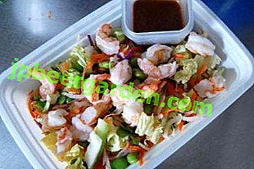 Рецепти приготування салату з морепродуктами і пекінською капустою, від якого ваші гості будуть у захваті!