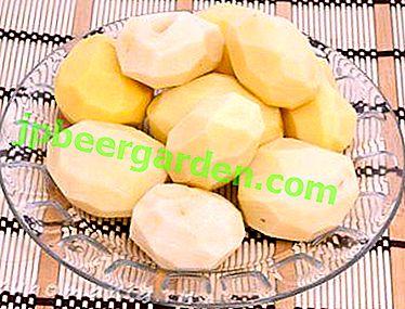 Корисні поради для господинь: як правильно зберігати очищену картоплю?