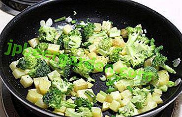 Як приготувати капусту брокколі швидко і смачно?  Рецепти як посмажити овоч на сковороді, згасити і інші способи