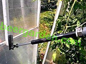 Variétés d'entraînements thermiques pour serres: principe de fonctionnement (ventilation et ventilation), création DIY, montage