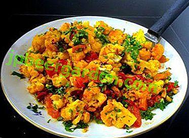 Gustoso e salutare - ricette per cucinare il cavolfiore con patate e altre verdure al forno