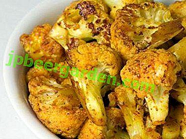 Nous partageons des secrets culinaires!  Comment faire cuire du chou-fleur congelé dans une casserole?