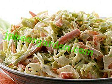 Смачні і прості рецепти з пекінською капустою і ананасами