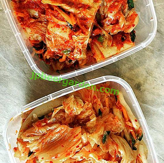 Cum să scapi de greutate în timpul HRT Kimchi beneficiază de pierdere în greutate