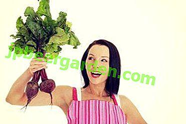 Barbabietole dolci e salutari.  È possibile mangiare una verdura ogni giorno, qual è la norma e cosa minaccia di superarla?