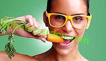 Quelle est l'utilité des carottes pour le corps d'une femme?  Où cette racine est-elle utilisée?