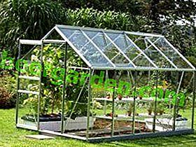 Glasgewächshäuser zum Selbermachen: Auswahl eines Ortes und Herstellungsschritte