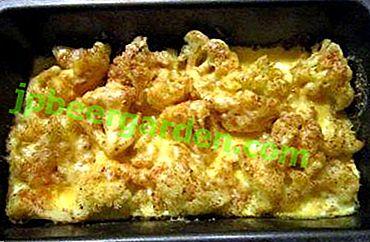 Готуємо дієтичні страви з цвітної капусти - 7 простих рецептів для духовки