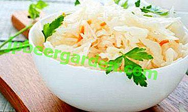 Робимо за добу мариновану капусту швидкого приготування в банку: різноманіття рецептів страви