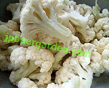 Корисна заморожена кольорова капуста: як її правильно зробити і що з неї потім можна приготувати?