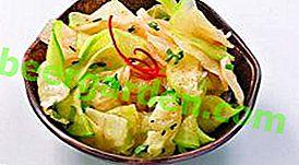 Rețete delicioase pentru prepararea și conservarea ridichii de varză cu varză, inclusiv daikon coreean