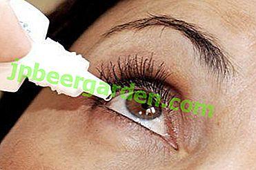 Wie verwendet man Borsäure zum Waschen der Augen?